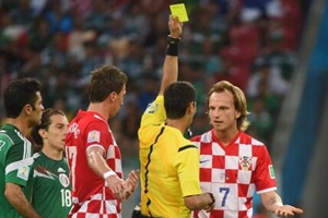Chorwacja żegna się z Mundialem