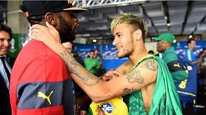 Neymar bije rekordy w reprezentacji
