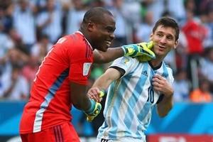 Argentyna – Szwajcaria w 1/8 finału