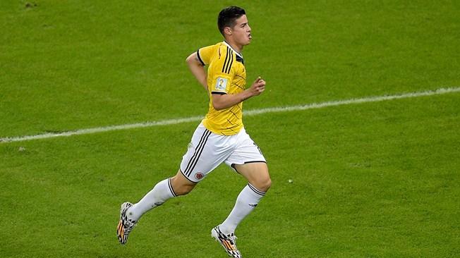 Brazylia – Kolumbia w 1/4 finału