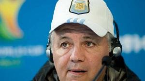 Sabella: Messi odgrywa wielki Mundial