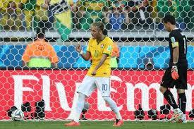 Neymar będzie mógł zagrać w meczu z Kolumbią