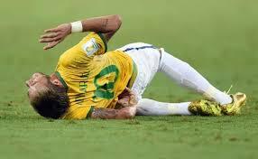 CBF wyklucza występ Neymara w finale
