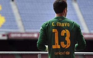 Sadurní: Bravo będzie pierwszym bramkarzem Barçy