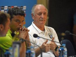 Scolari: Każdy musi być po części Neymarem