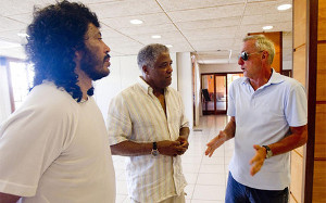 Maturana: Problemy z Alvesem? Z Cuadrado będą podwójne