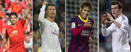 Transfer Suáreza czwartym najdroższym w historii