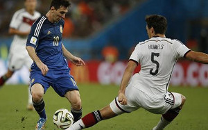 Hummels: Messi jest niebezpieczny, bo to najlepszy piłkarz