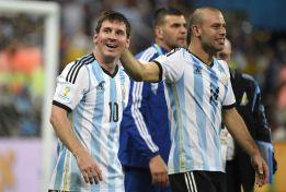 Mascherano: Krytyka Messiego boli, bo jest niesprawiedliwa