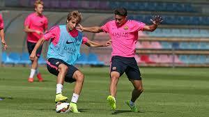 Juan Cámara zastąpił Diagne na treningu