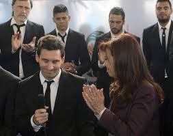 Messi: Dziękuję wszystkim za wsparcie