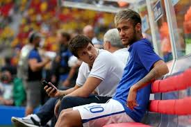Neymar: Messi był jednym z najlepszych piłkarzy na Mundialu