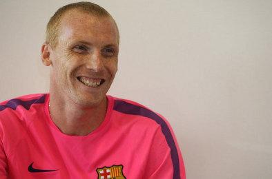 Mathieu: Przyszedłem do Barçy, by wywalczyć wszystkie tytuły