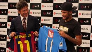 Neymar: Wrócę, gdy będę w 100% sprawny