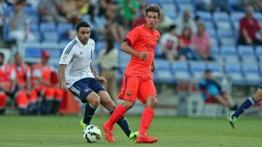 Wygrana na początek; Recreativo Huelva – FC Barcelona 0:1