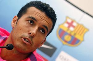 Pedro: Będę grał w Barçy przez wiele lat
