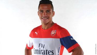 Oficjalnie: Alexis piłkarzem Arsenalu!