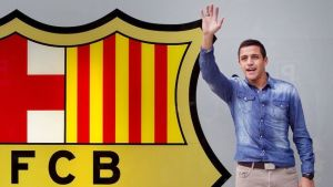 Koniec Alexisa w Barcelonie