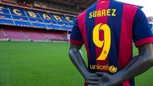 Luis Suárez – nowa dziewiątka Barçy