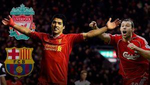 Transfery na linii Liverpool – Barcelona