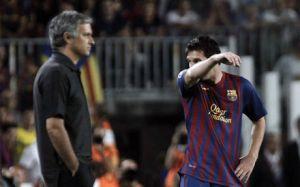 Mourinho broni Messiego