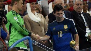Dlaczego Messi został MVP Mundialu?