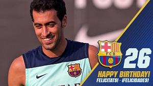 Najlepszego, Sergio!