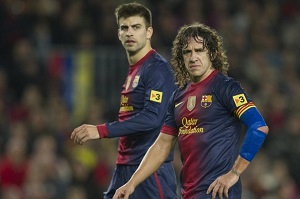 Legendarne pary w FC Barcelonie