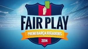 Sześciu finalistów piątej edycji Premio Barça Jugadores