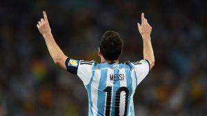 Czwarta nagroda MVP dla Messiego
