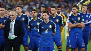 Messi: Nie poradziliśmy sobie