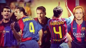 """Rakitić piątą """"czwórką"""" Barcelony"""