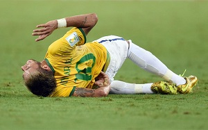 Oficjalnie: 4-6 tygodni przerwy Neymara!