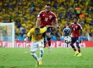 Zúñiga: Nie chciałem skrzywdzić Neymara