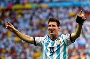 Messi: Neymar zagra jeszcze na trzech Mundialach