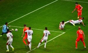 Argentyna z Holandią w półfinale!