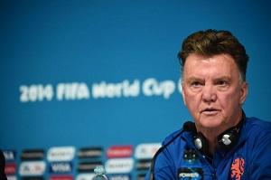 Van Gaal: Rozmawialiśmy o Argentynie, nie o Messim
