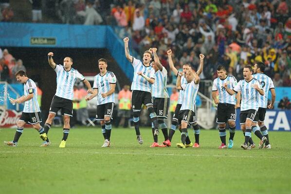 Argentyna w finale Mistrzostw Świata!