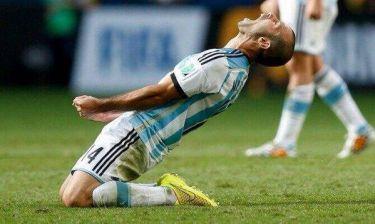 Argentyna nie zasłużyła? Wyłączcie Football Managera