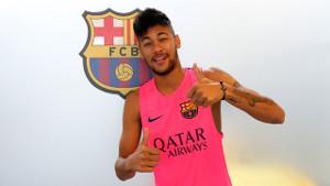 Rozwój kontuzji Neymara przebiega dobrze