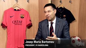 Bartomeu: Suárez miał lepsze oferty, ale wybrał Barçę
