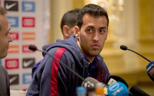 Busquets: Chcemy zmniejszenia kary Suáreza