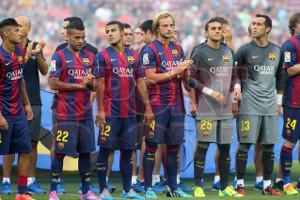 Masip: Cieszę się z debiutu na Camp Nou