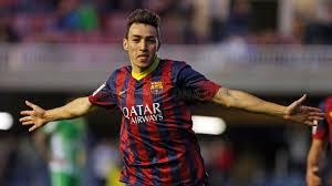 Munir: Moim celem są występy w pierwszej drużynie
