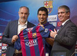Zubizarreta: Suárez był naszą pierwszą opcją