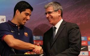 Mestre ujawnia koszt transferu Suáreza