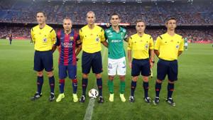 Piłkarze zapoznali się z nowymi zasadami rozgrywek