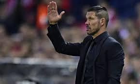 Simeone: Nie możemy konkurować z Barçą i Realem