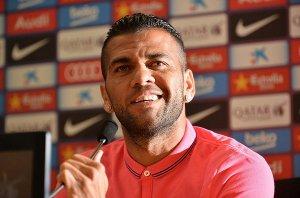 Alves: Krytyka tylko mnie motywuje