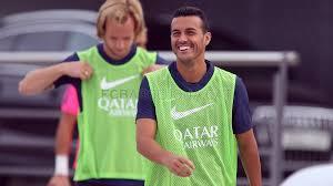 Pedro powołany na mecz z Elche
